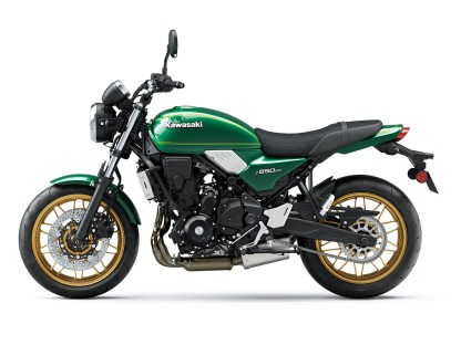 22_Z650RS_ GRN_LS