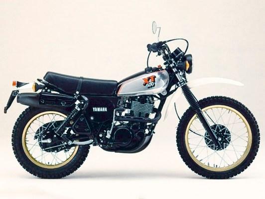 Auf Yamahas XT 500 wurden feuchte Jugendträume wahr, ein perfektes Einstiegsbike mit Umbaupotenzial und klassischer Attitüde