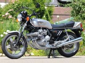 Honda CBX 1000 – Das Basisbike ist heute kaum noch zu bekommen. Und wenn, dann wird's meist richtig teuer