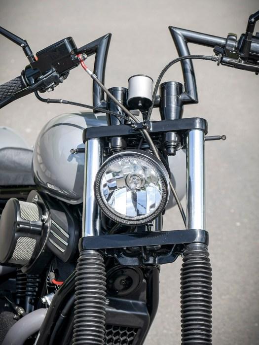 Honda VT 600 Shadow – Low Budget
