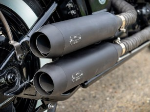 MCJ-Pipes mit manueller Klappensteuerung