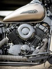 Ein Getriebeschaden machte den Tausch des Motors erforderlich. Das gebrauchte Aggregat hatte nur 1600 Kilometer runter