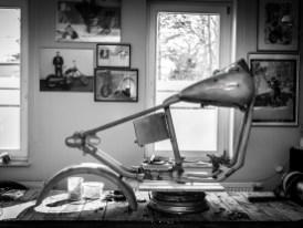 Show me your Garage – Der Rocker, der die Chopper liebt