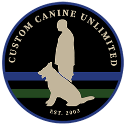 Custom Canine Unlimited Logo