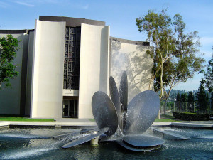 Herrick Memorial Chapel Fountain Custom College Visits