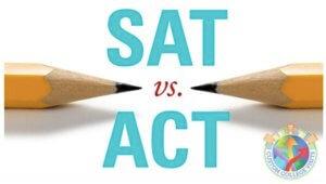 Photo SAT vs ACT