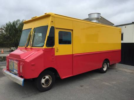 custom food trucks for sale