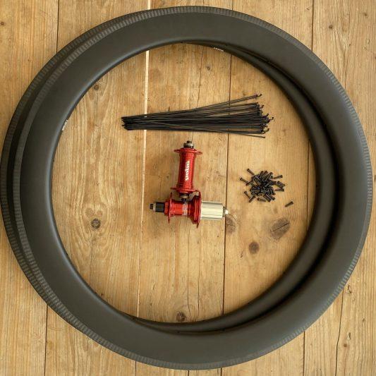 Custom bike wheels selectie