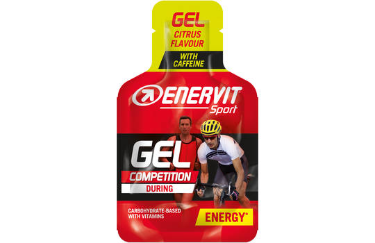 Enervit Energy Gel Cafeïne