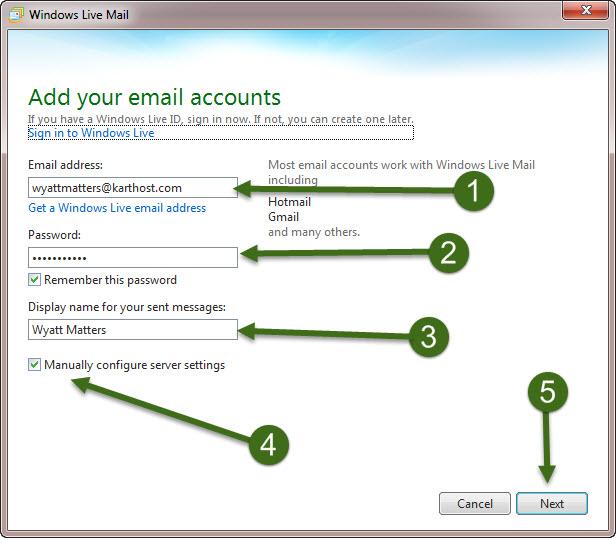 Exchange 2010 Server Box