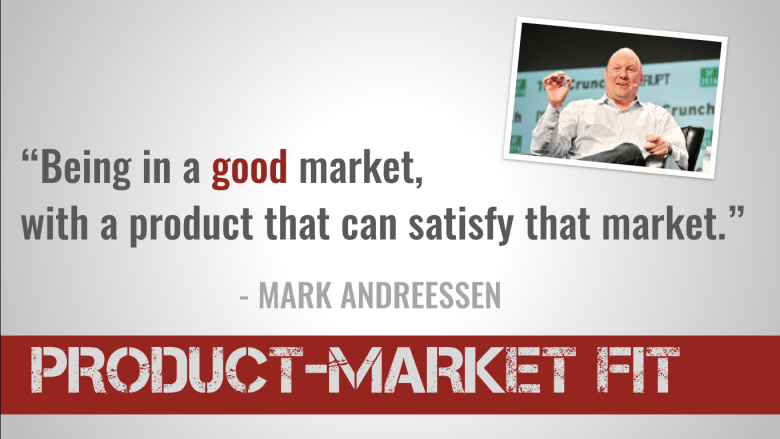 what is product market fit