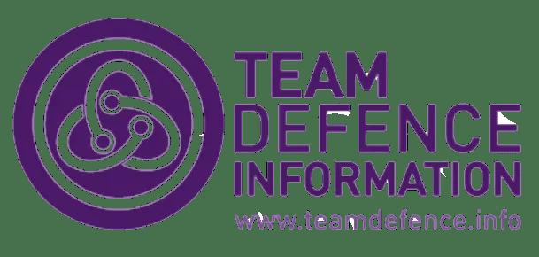 Team Defence Information logo