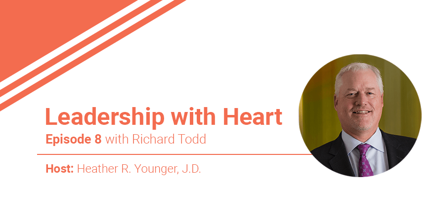 Episode 8: Leaders With Heart Are Servant Leaders Who Look At Their Role As A Vocation