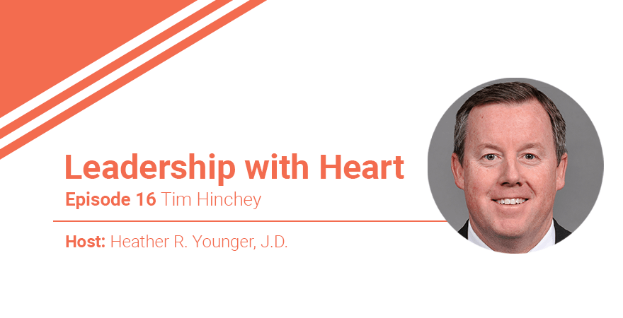 16: Leaders with Heart Know That They Have an Obligation to Grow the People They Lead