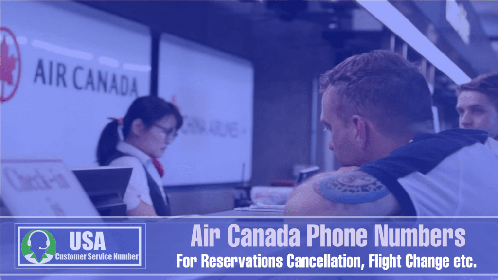 Air Canada Phone Numbers_00000