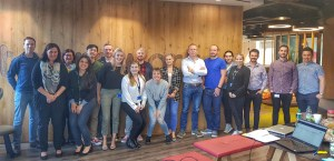 Customer Success Cafe Cork April 2019