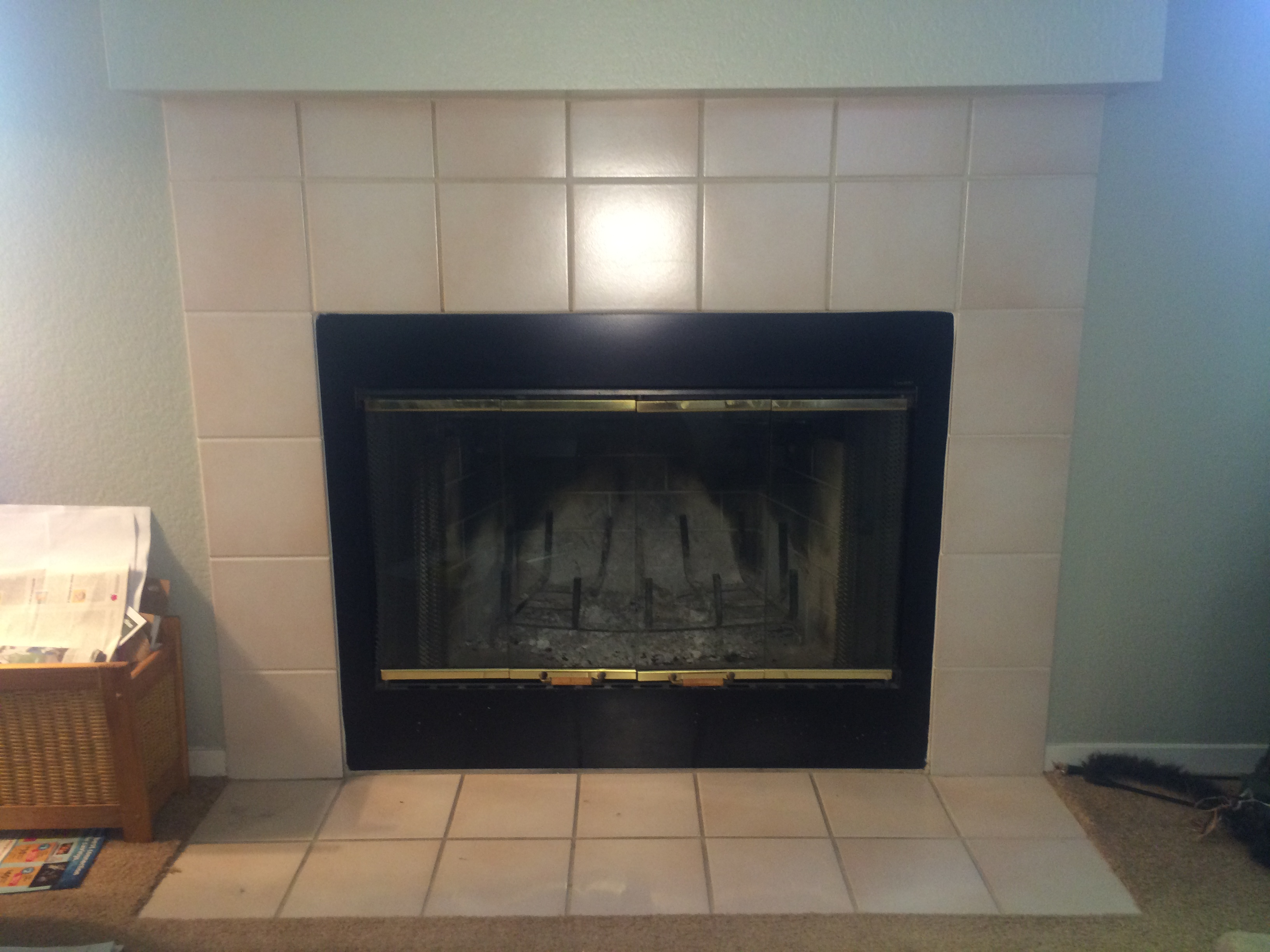 Fireplace Replacement