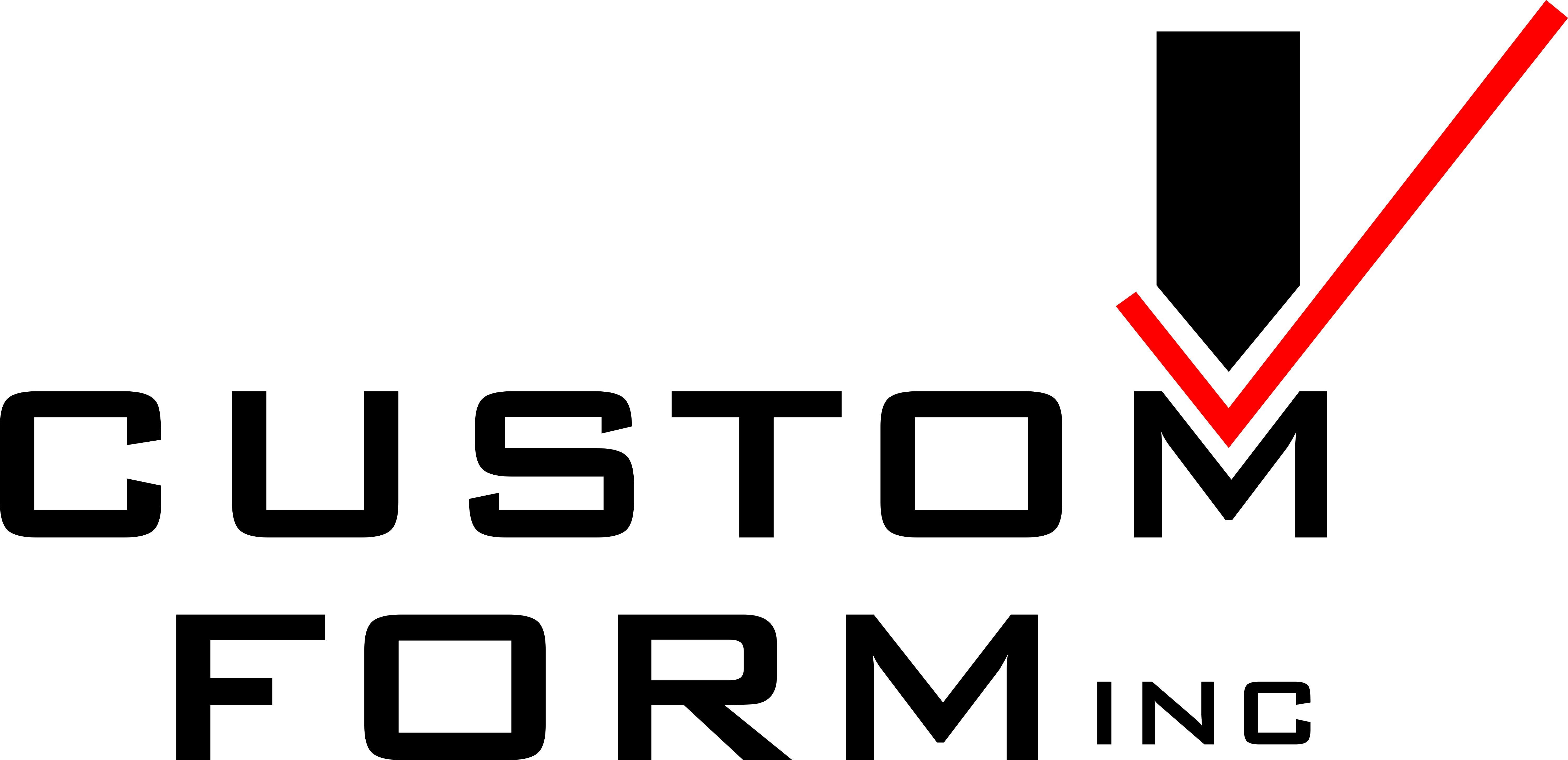 Custom Form, Inc. – Laser & Fabrication