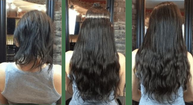 hair extensions methods