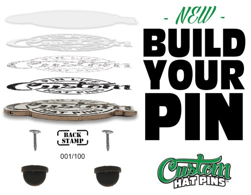 Build Your Pin