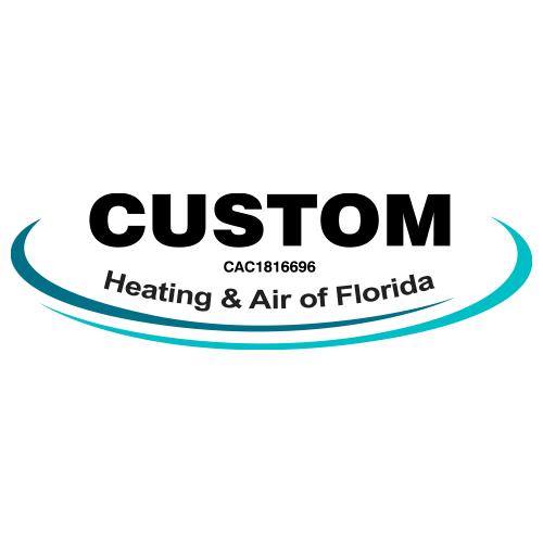 Custom heating and air icon