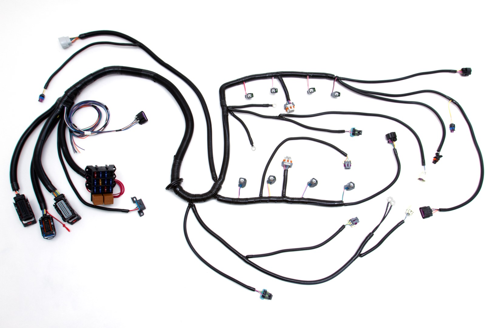 6 5 Chevy Engine Wiring Harness