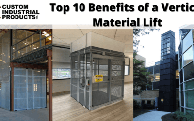 Top 10 Benefits of Using a VRC (Vertical Material Lift)