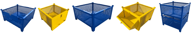 Material basket specifications