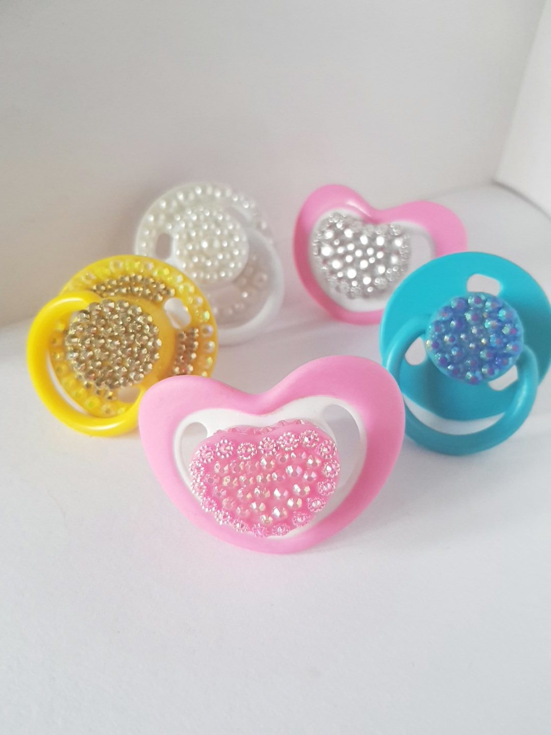 bling dummy / soother