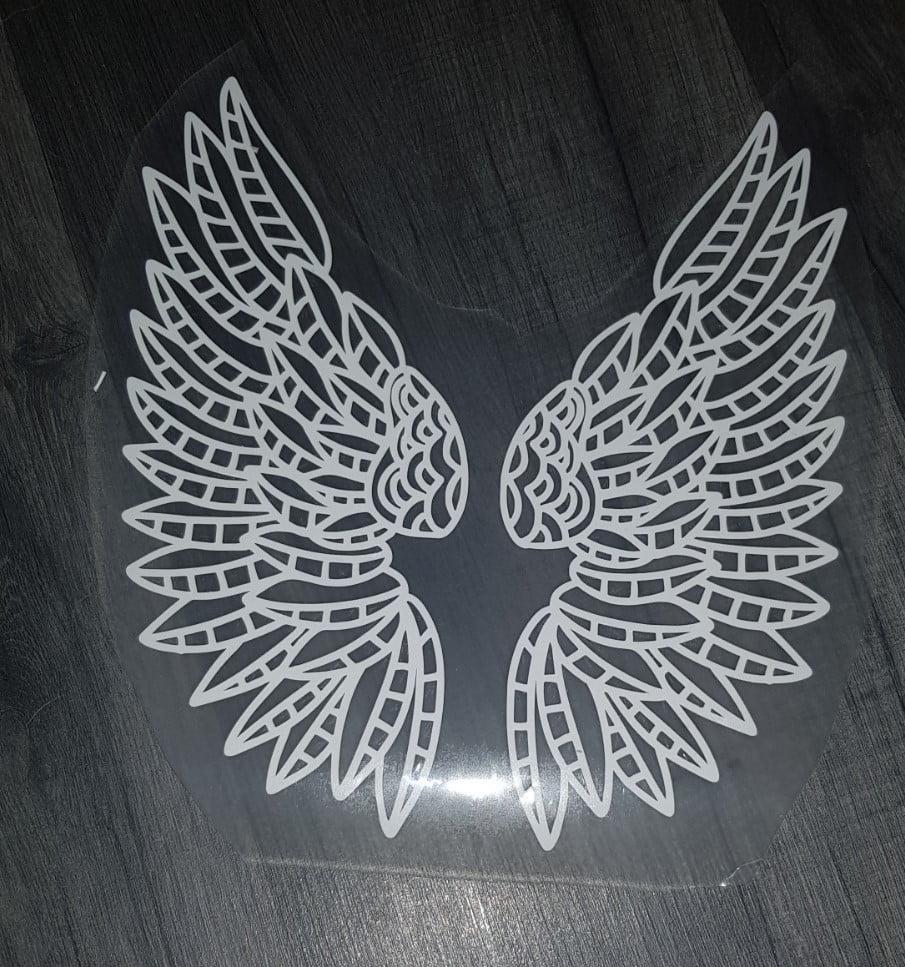 angel wings htv