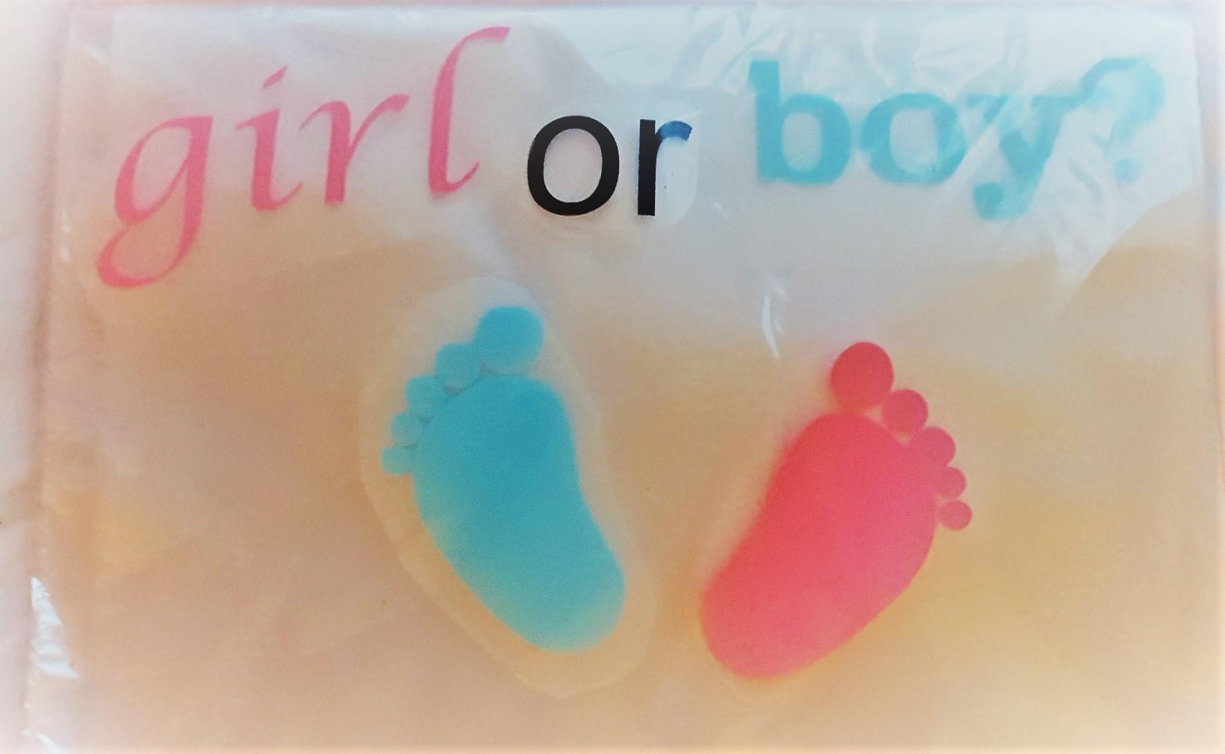 girl or boy vinyl transfer