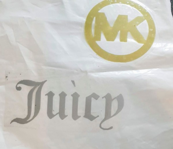 juicy and mk vinyl