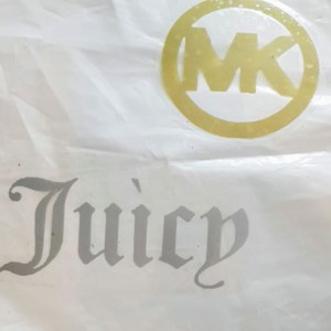 juicy and mk vinyl