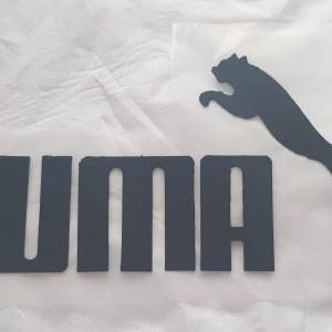 puma vinyl transfer