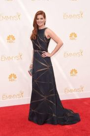 Emmy Awards - Debra Messing by Angel Sanchez