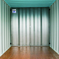 Customize Shipping Container Divider Wall