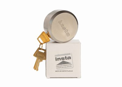 Shipping Container Lock – Insta Puck Lock