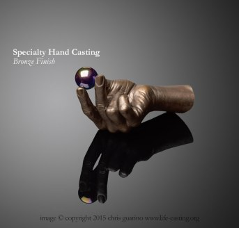 Specialty Hand Casting