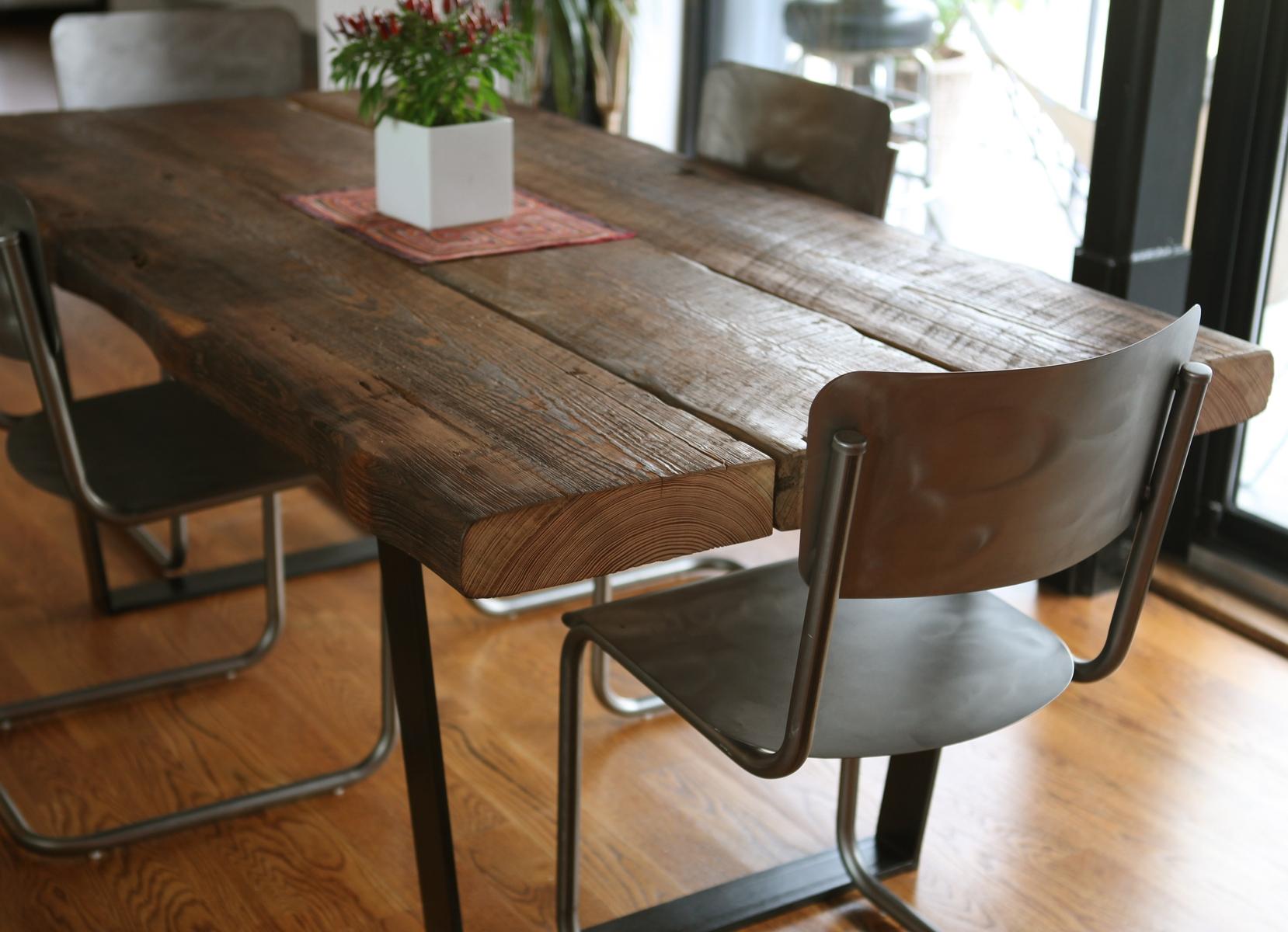 Meet Stephen Muscarella: Reclaimed Wood Creations