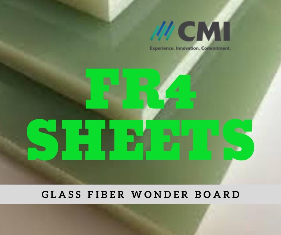 Uses of FR4 Sheets | Custom Materials Inc