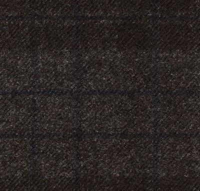 A4-3755718 Grey Navy Plaid