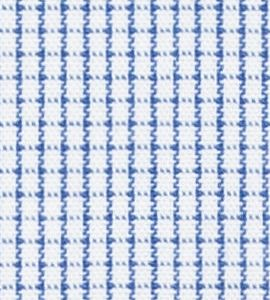 N1-3653406 Blue Broadcloth Graph Check