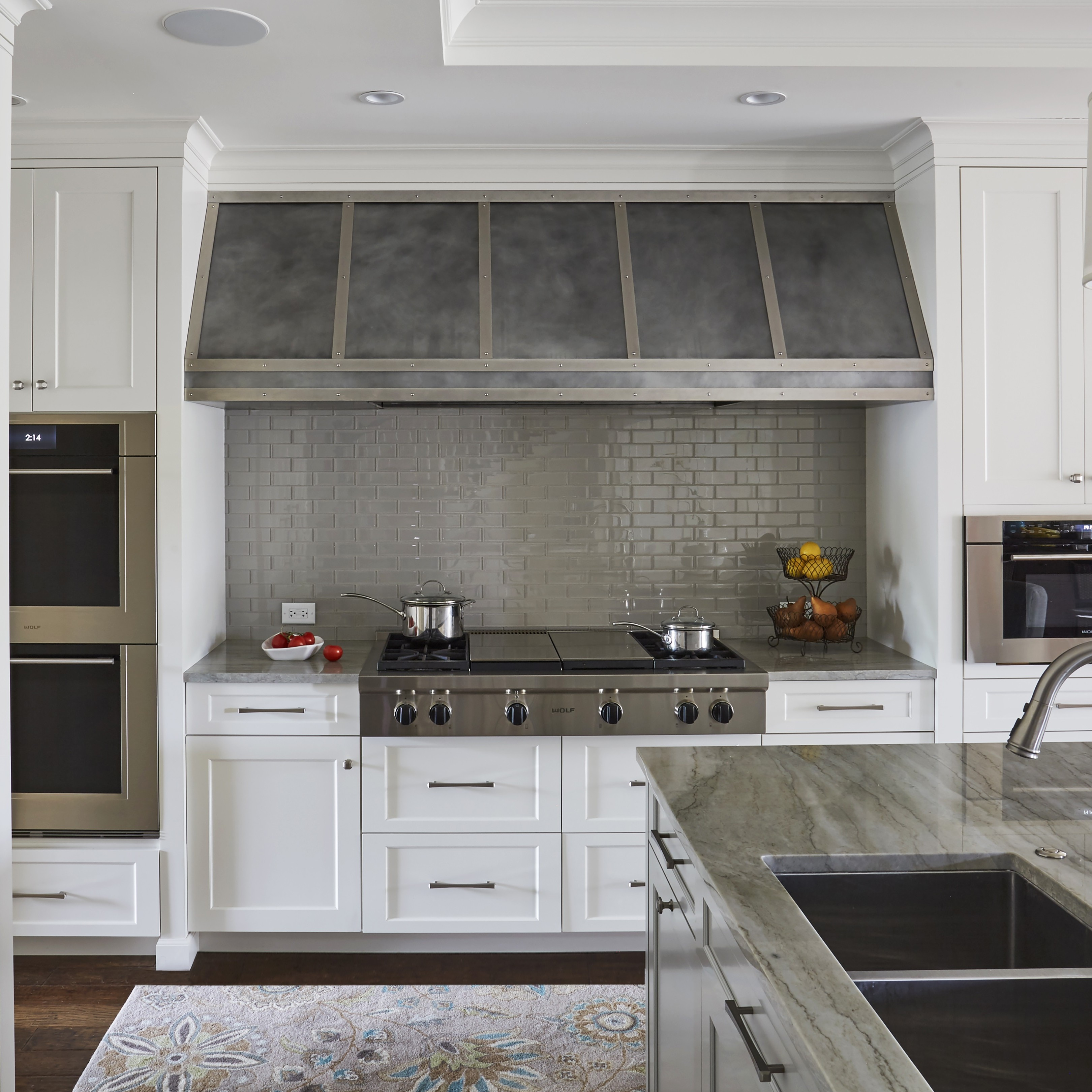Best Kitchen Gallery: Zinc Range Hoods Custom Metal Home of Metal Kitchen Hoods on rachelxblog.com