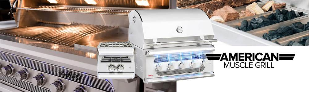 AMG - American Muscle Grill by Summerset Grills