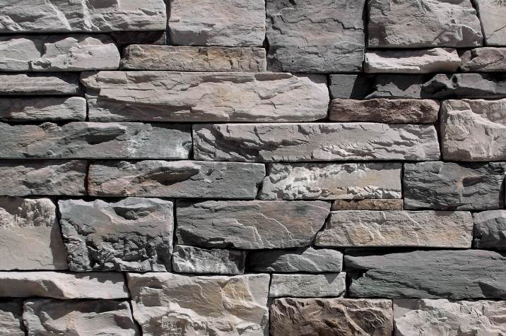 Old Country Ledge Huron Stacked Stone Finish - Custom Outdoor Living Desert Oasis Outdoor Kitchen and Outdoor Living Area Project