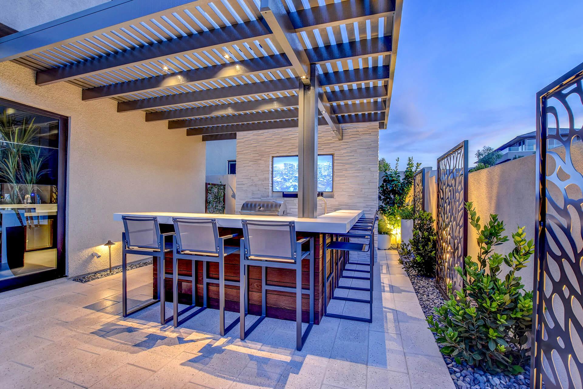 patio cover project portfolio custom