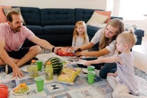 indoor picnic summer activity custom pool pros