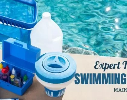 Expert Tips For Swimming Pool Maintenance