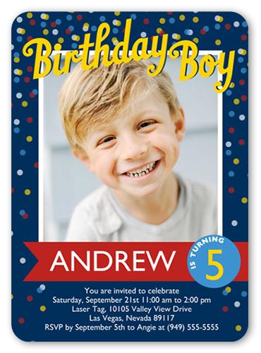 Birthday Invitations Shutterfly