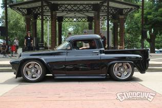 Jimmy Johnson 1956 Chevy 3